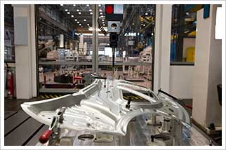 Machinery for automotive industry