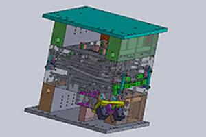 CNC machnining and tooling company
